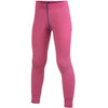 Woolpower 200 Long Johns Kids sea star rose